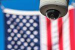 Security camera and US Flag (Photo: Francesco Ungaro/Pexels)