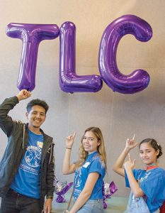 """Teenagers Leading Change (TLC) is a program that helps young people at Los Angeles Public Library turn ideas into actions. <span class=""""credit"""">Photo: Los Angeles Public Library</span>"""