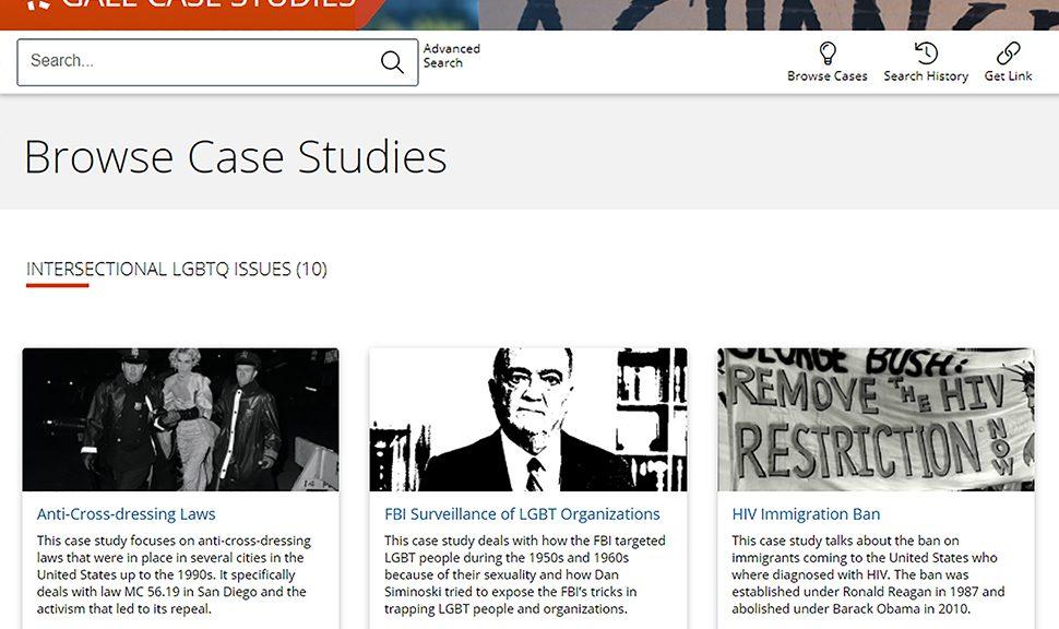 Gale Case Studies