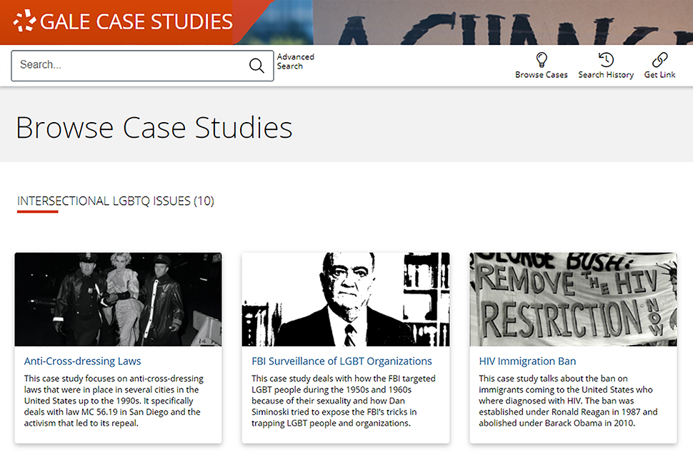 Gale Case Studies