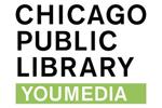 Chicago Public Library YOUmedia logo
