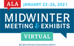 ALA Virtual Midwinter logo