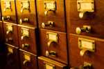 Card catalog (Photo: DreamQuest/Pixabay)