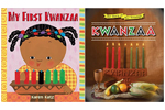 Covers of My First Kwanzaa and Kwanzaa: The Story of Our Holidays