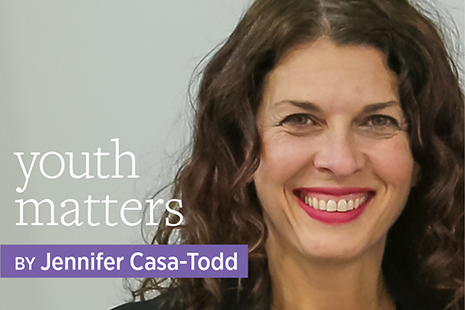 Youth Matters, by Jennifer Casa-Todd