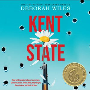 Cover of Kent State audiobook