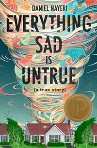 Cover of Everything Sad is Untrue