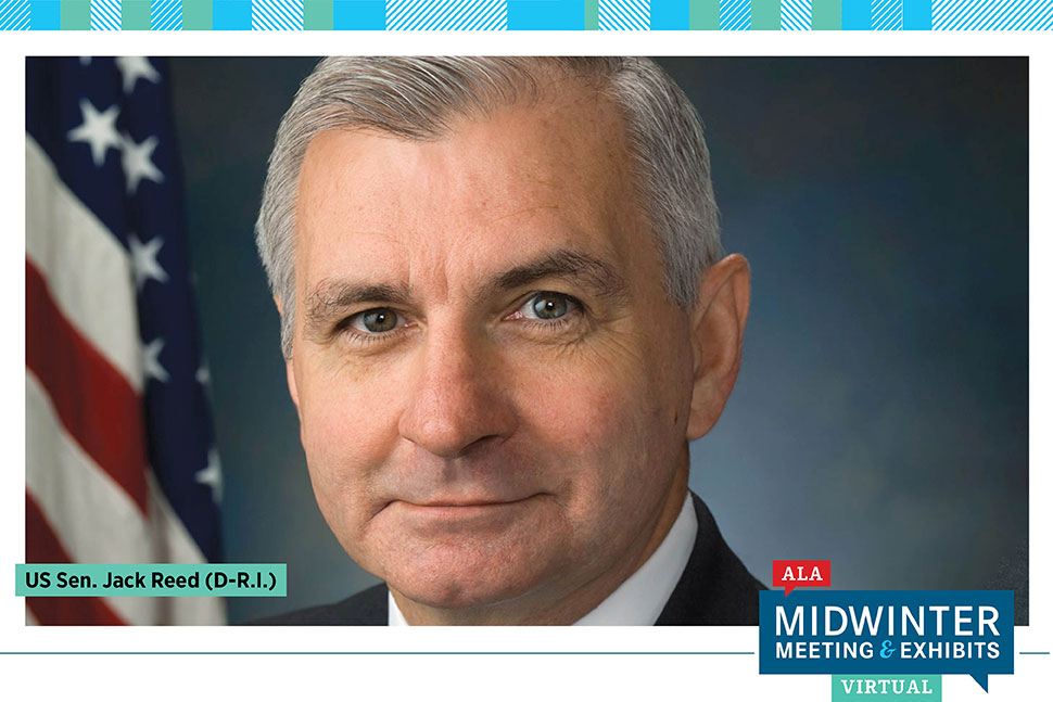 US Sen. Jack Reed (D-R.I.)