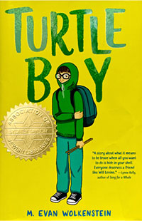 Cover of Turtle Boy