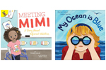 Covers of Meeting Mimi and My Ocean is Blue