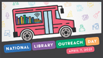 National Library Outreach Day logo