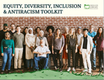Cover of Oregon Library Association EDI and Antiracism Toolkit