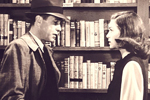 Bogey, Bacall, library