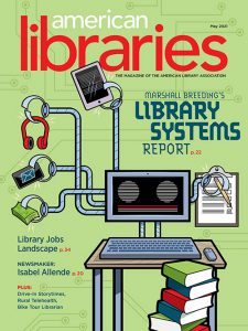 Cover of American Libraries May 2021