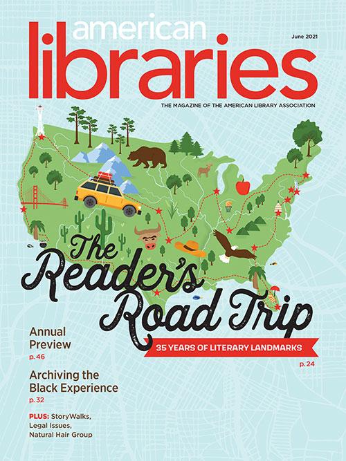 Cover of American Libraries June 2021