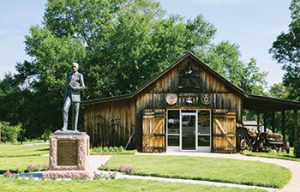 Benjamin E. Mays Historical Preservation Site