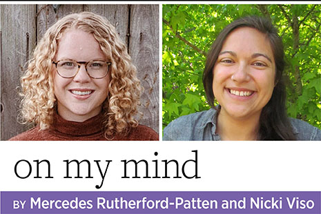 On My Mind with Mercedes Rutherford-Patten and Nicki Viso
