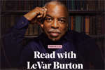 Read with LeVar Burton