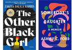 Covers of The Other Black Girl and Somebody's Daughter