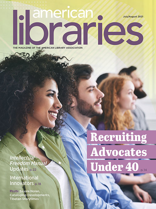 American Libraries July/August 2021