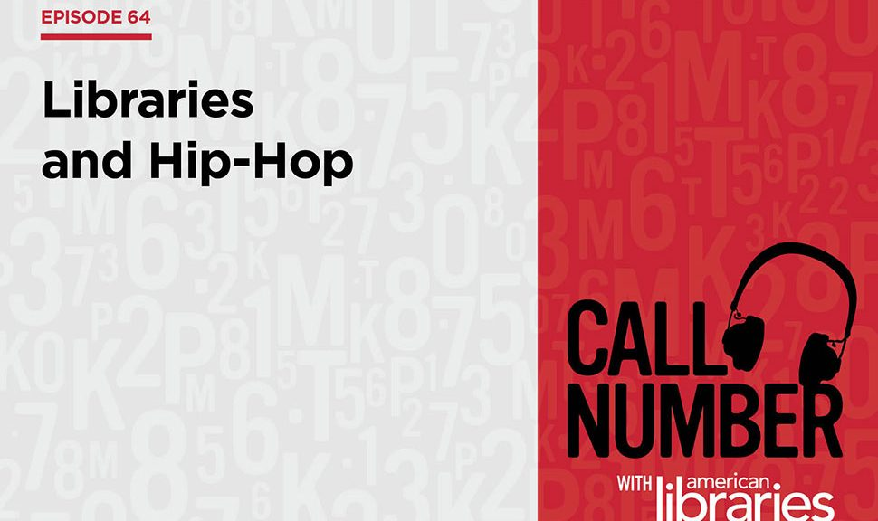 Libraries and Hip-Hop
