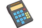 Illustration of a calculator (Rachel C/Pixabay)