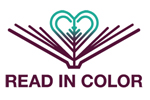 Little Free Library Read in Color logo
