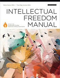 Cover of Intellectual Freedom Manual, 10th edition