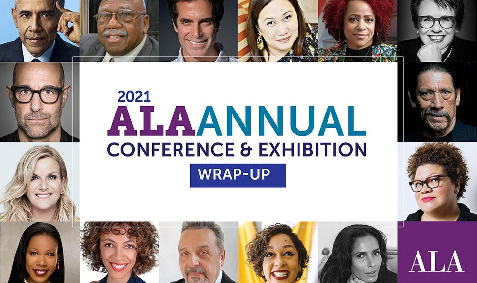 2021 ALA Annual Conference and Exhibition Virtual