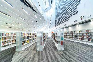 Stanley A. Milner Library, Edmonton (Alberta) Public Library