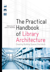 Cover of The Practical Handbook of Library Architecture