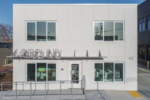 Meridian (Idaho) Library District, unBound branch
