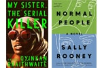Covers of My Sister the Serial Killer and Normal People