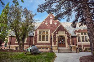 Salt Lake City Public Library, Sprague branch