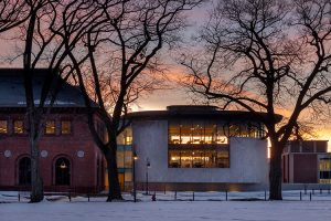 Neilson Library at Smith College in Northampton, Massachusetts