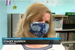 Hawaii State Librarian Stacy Aldrich