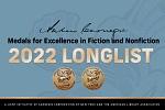 Carnegie Awards, 2022 Longlist